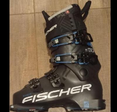 Skialpinistické boty Fischer My Ranger Free 110