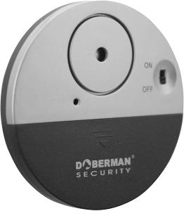 Ultratenký alarm na okno s hlasitostí 100dB DOBRMAN SECURITY