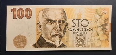 8xPamětní bankovka 100Kč Rašín - originální obal ČNB KOMPLETNÍ SBÍRKA!