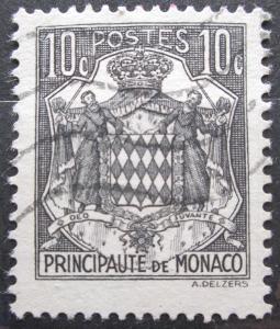 Monako 1943 Státní znak Mi# 220 0047