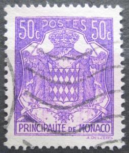 Monako 1943 Státní znak Mi# 224 0047
