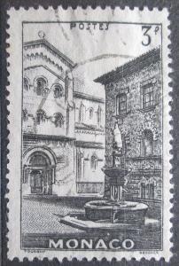 Monako 1943 Kašna na náměstí Mi# 237 0047