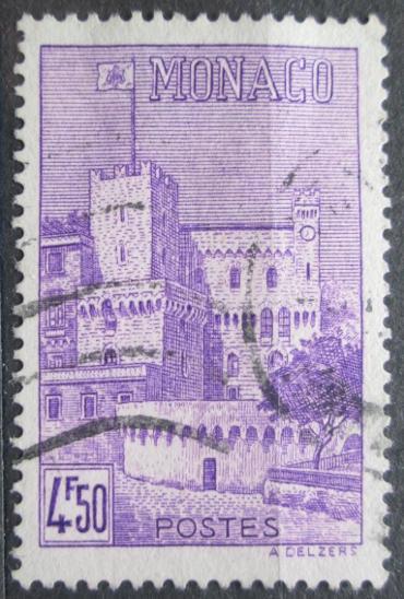 Monako 1943 Zámek Mi# 239 0047 - Filatelie