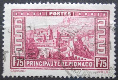 Monako 1933 Knížecí palác Mi# 129 Kat 11€ 0047