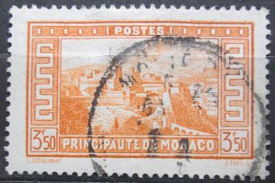 Monako 1935 Knížecí palác Mi# 133 Kat 50€ 0047