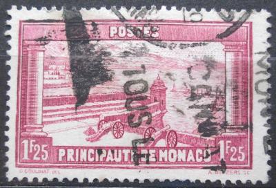 Monako 1933 Palác v Monte Carlo Mi# 128 Kat 5.50€ 0047