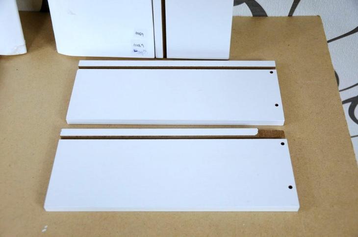 2 x torzo šuplíku (10069A) - Nábytek