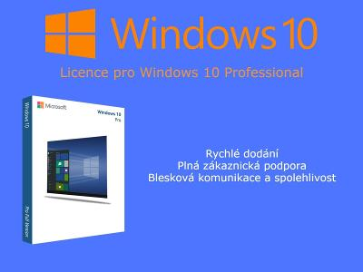 Windows 10 Pro Licence