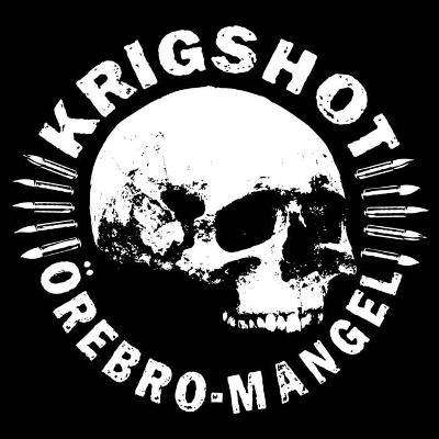 KRIGSHOT - Örebro Mangel – 12 LP