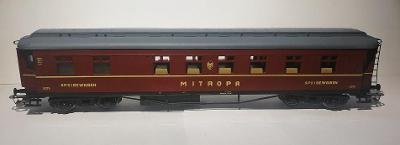 PERESVET 2420 Jídelní vůz MITROPA Ep.II-III TT 1:120