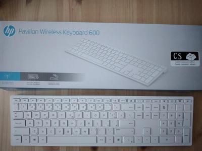 klávesnice HP Pavilion Wireless Keyboard 600