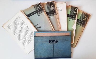 Saturnin - původní sešitové 1.vydání, rok 1942
