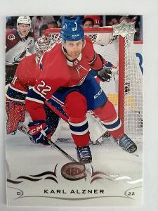 Karl Alzner #096 Montreal Canadiens 2018/2019 Upper Deck