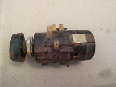 Škoda - vypínač nebo spínač