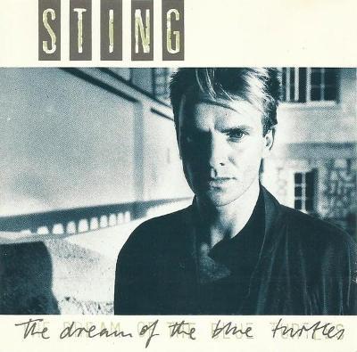 CD STING - DREAM OF THE BLUE TURTLES / GLOBUS CZ