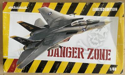 EDUARD DANGER ZONE Limited Edition F-14A TOMCAT 1:48