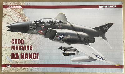 EDUARD GOOD MORNING DA NANG F-4B PHANTOM 1:48
