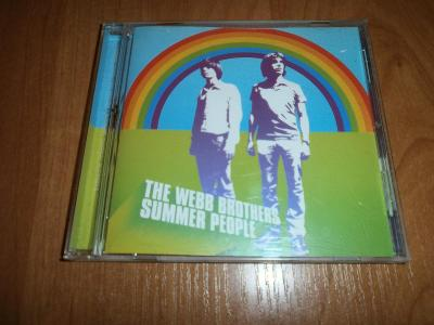 CD THE WEBB BROTHERS : Summer people