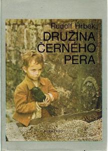 Rudolf Hrbek Družina Černého pera