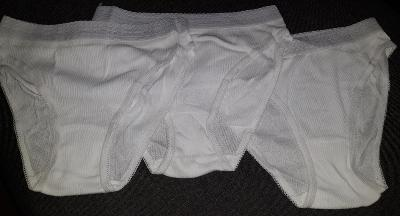 Dámské kalhotky nové 3 ks