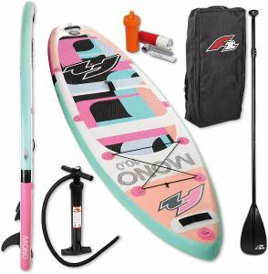"NOVE Paddleboard F2 MONO Women *2021* Sup 10,0"" 305cm *do 140Kg* Set"