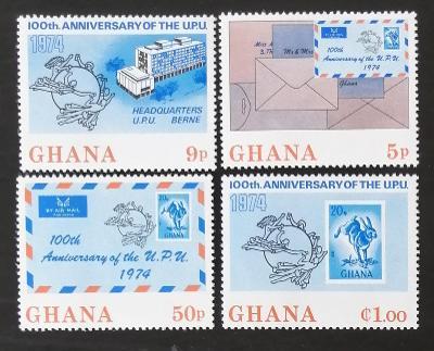 Ghana 1974 Století UPU