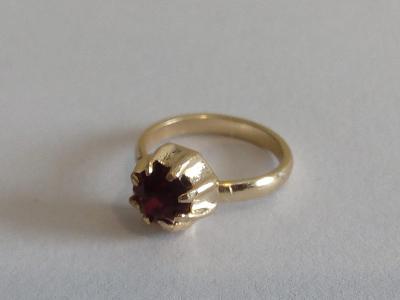 Stary prsten bizuterie