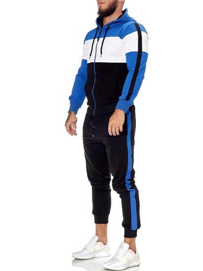 PÁNSKÁ SPORTOVNÍ TEPLÁKOVÁ SOUPRAVA OneRedox vel:2XL - Pánské oblečení