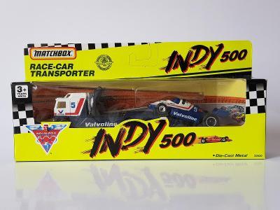 Matchbox Convoy Kenworth Valvoline Oil Racing Boxed CY-10