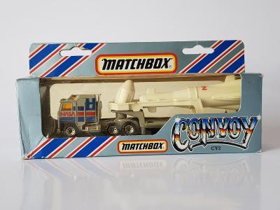 Matchbox Convoy Kenworth Rocket Transporter