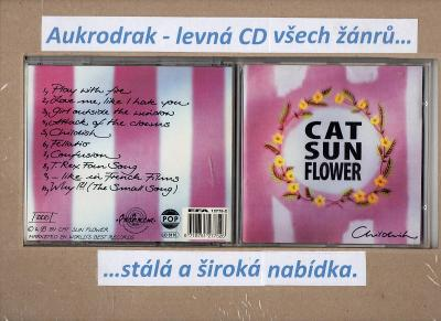 CD/Cat Sun Flower-Childish