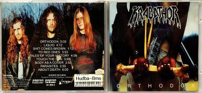 KRABATHOR - ORTHODOX 1998 POPRON (TORR ARAKAIN )