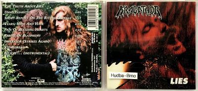 KRABATHOR - LIES (POPRON 1995 TORR ARAKAIN )