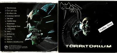 TORR - TöRRITORIUM 2006 (DEBUSTROL ARAKAIN ROOT)