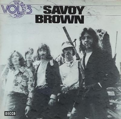 SAVOY BROWN-THE BEGINNING VOL.3