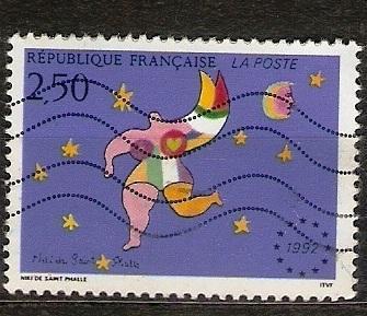 France 1992 Mi 2924