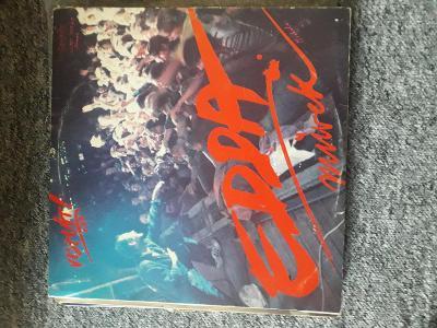 Desky LP Vinyl Rock