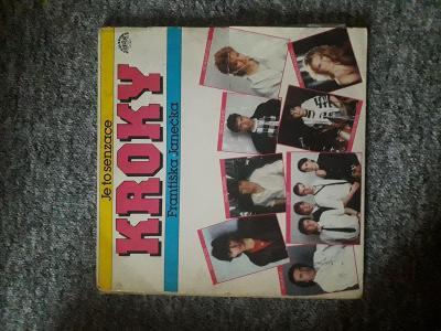 Desky LP Vinyl - POP