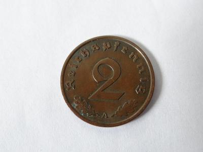 2 Reichspfennig1937 A