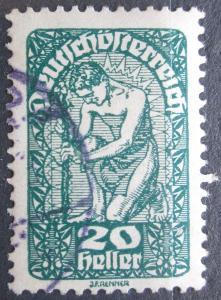 Rakousko 1919 Alegorie Mi# 263 x 1123