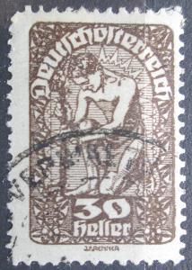 Rakousko 1919 Alegorie Mi# 267 x 1123