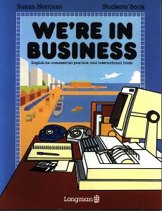 We´re in busness -Susan Norman
