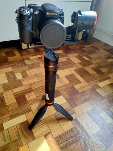 "GIMBAL ""Feiyu Tech Alpha 1000"" - stabilizátor pro fotoaparáty a kamery"