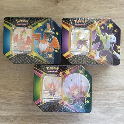 Pokémon TCG Shining Fates V tin (Zabalená)