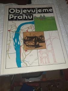 Václav Cobila - Objevujeme Prahu 1988