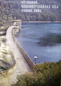 Významná vodohospodářská díla povodí Ohře