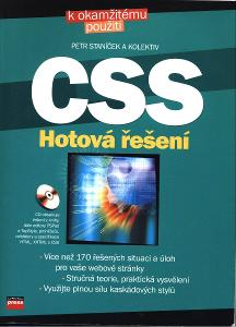 CSS hotová řešení - Petr Staníček a kol. + CD