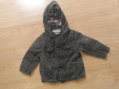 Next jarní bunda  bundička  12 - 18 měs. 86