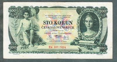 100 korun 1931 serie Za !!! NEPERFOROVANA