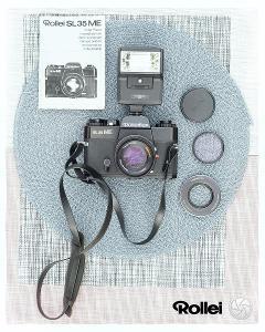 Kinofilm Rolleiflex SL35E s obj Carl Zeiss Planar 1,8/50mm Rollei HFT